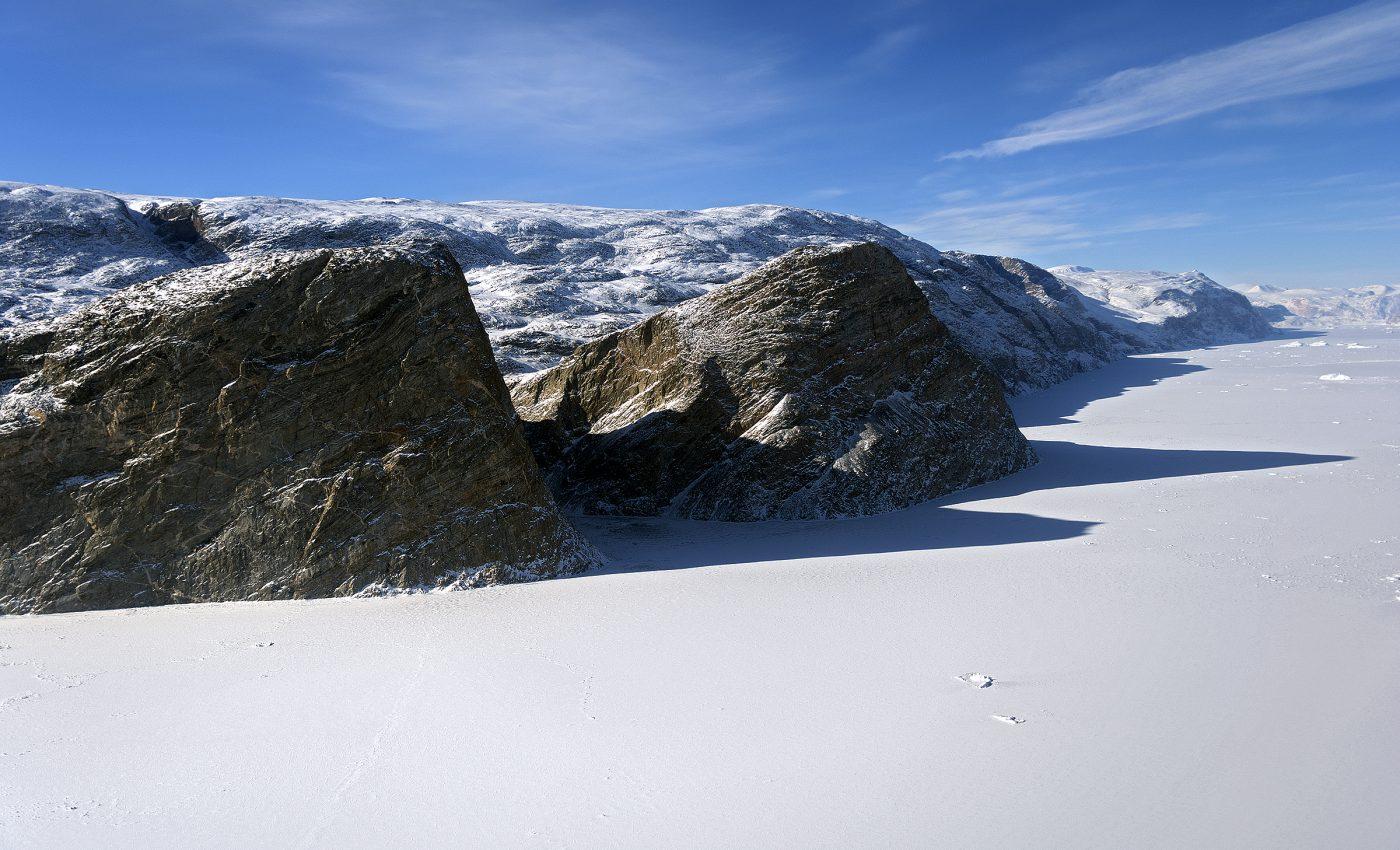 Northwest Fjord, Nord Glacier