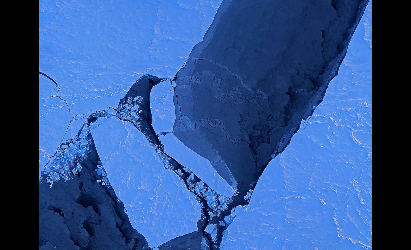 Canadian Basin, Sea Ice