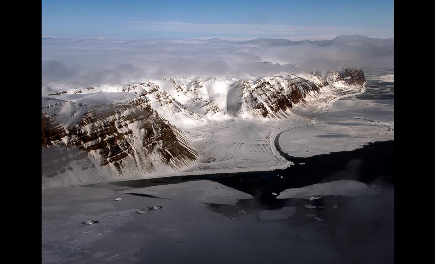 More Glacier Surveys for IceBridge