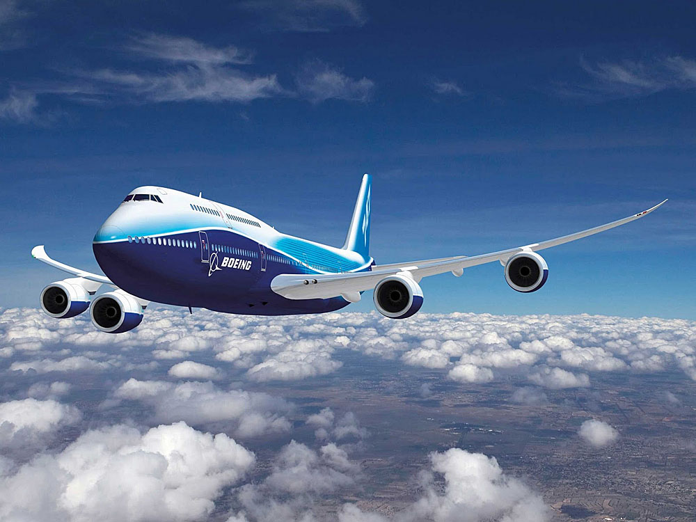 Feds: Airliners are contributing greatly to climate change