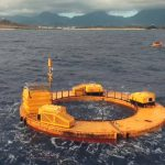 Wave energy test site in Hawaii