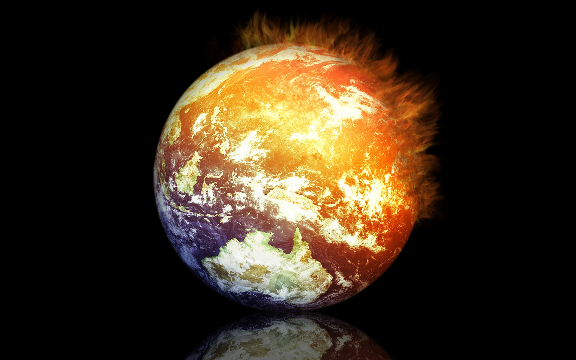 Has human behavior really changed the Earth's climate baseline? Specifically, has our carbon dioxide emissions helped make the planet hotter?