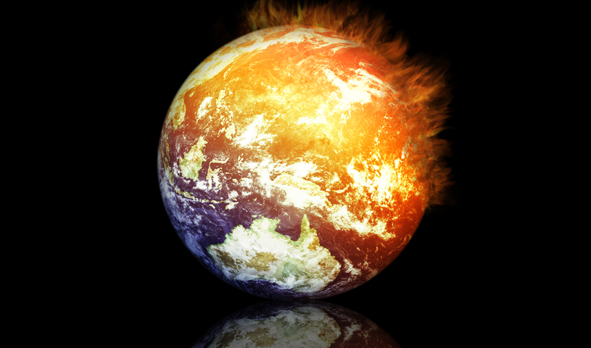 Global warming hottest year