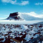 Mt. Fleming in Antarctica