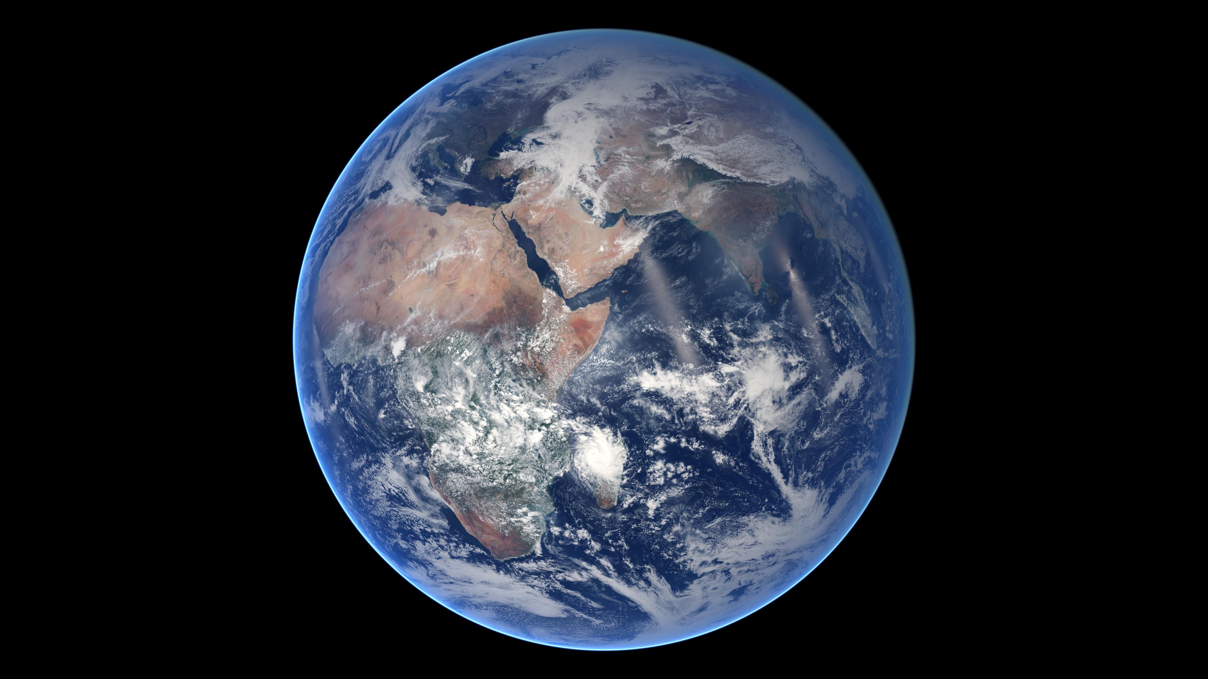Google Timelapse of Earth