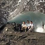 Gigjökull glacier