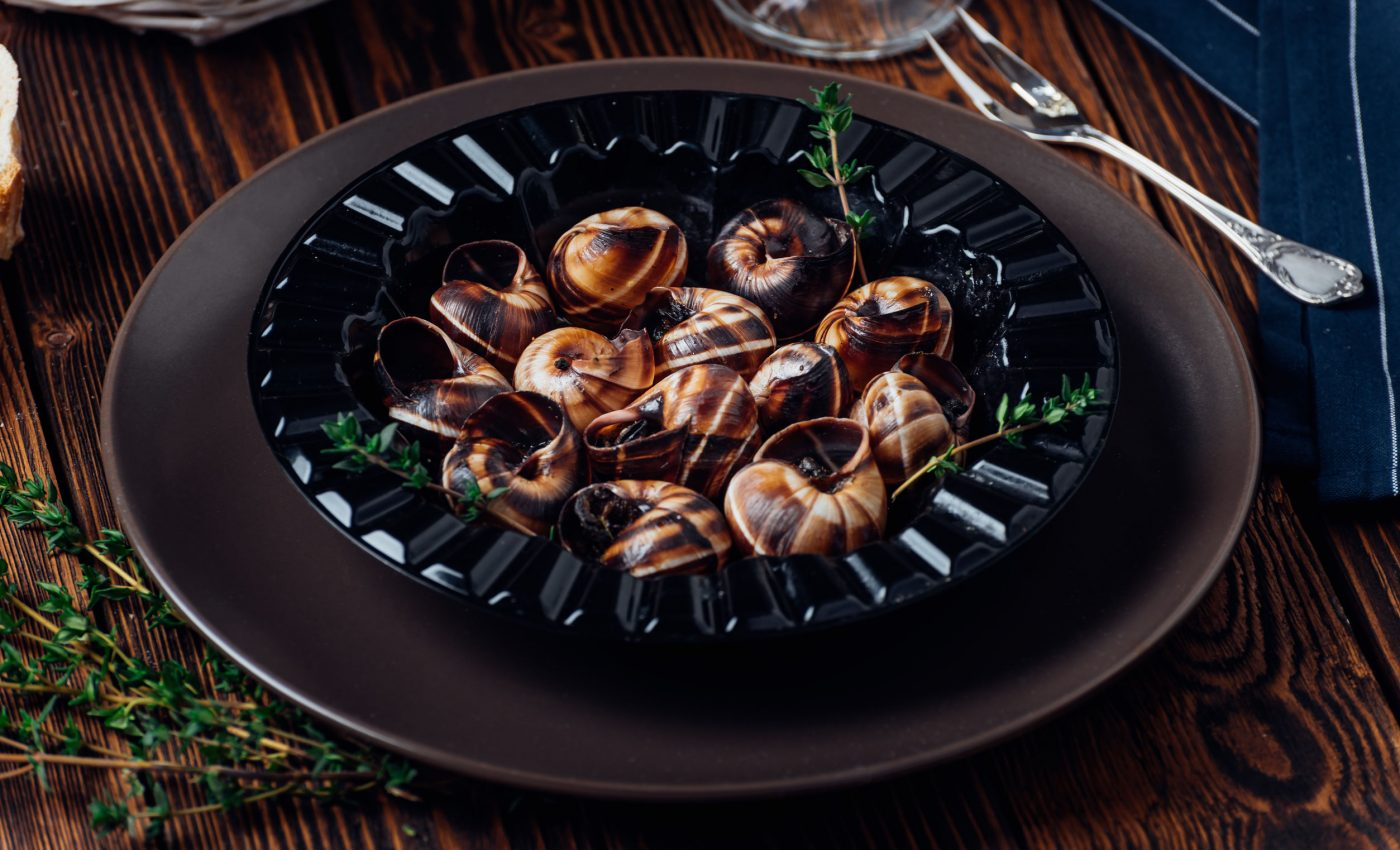 Escargot For Dinner Tonight?