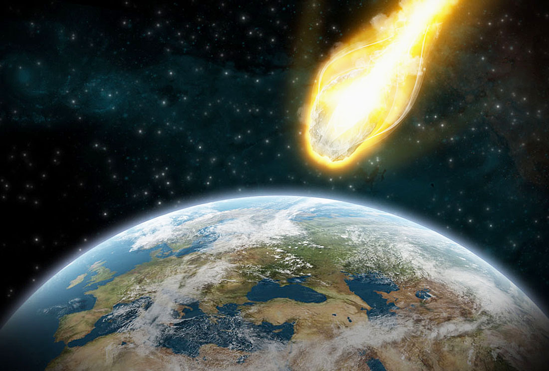 Comet strike caused an ancient global warming event ...