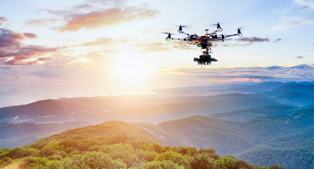 Drones elevate ecological research, a new report out today reports, discussing their wide benefits. Collecting large sample databases is fundamental for plant research.