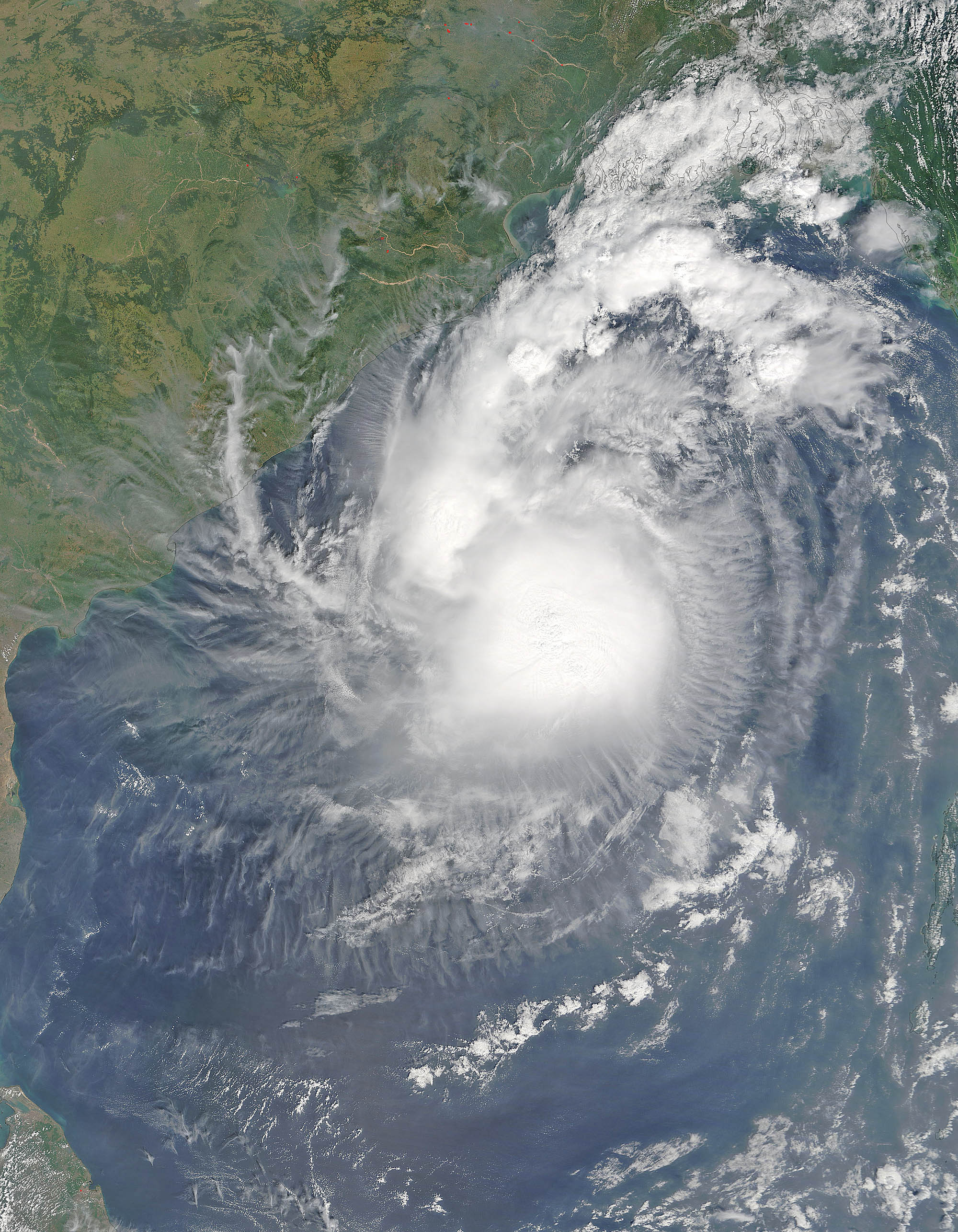 Tropical Cyclone Kyant