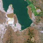 Great Salt Lake, September 24, 2011