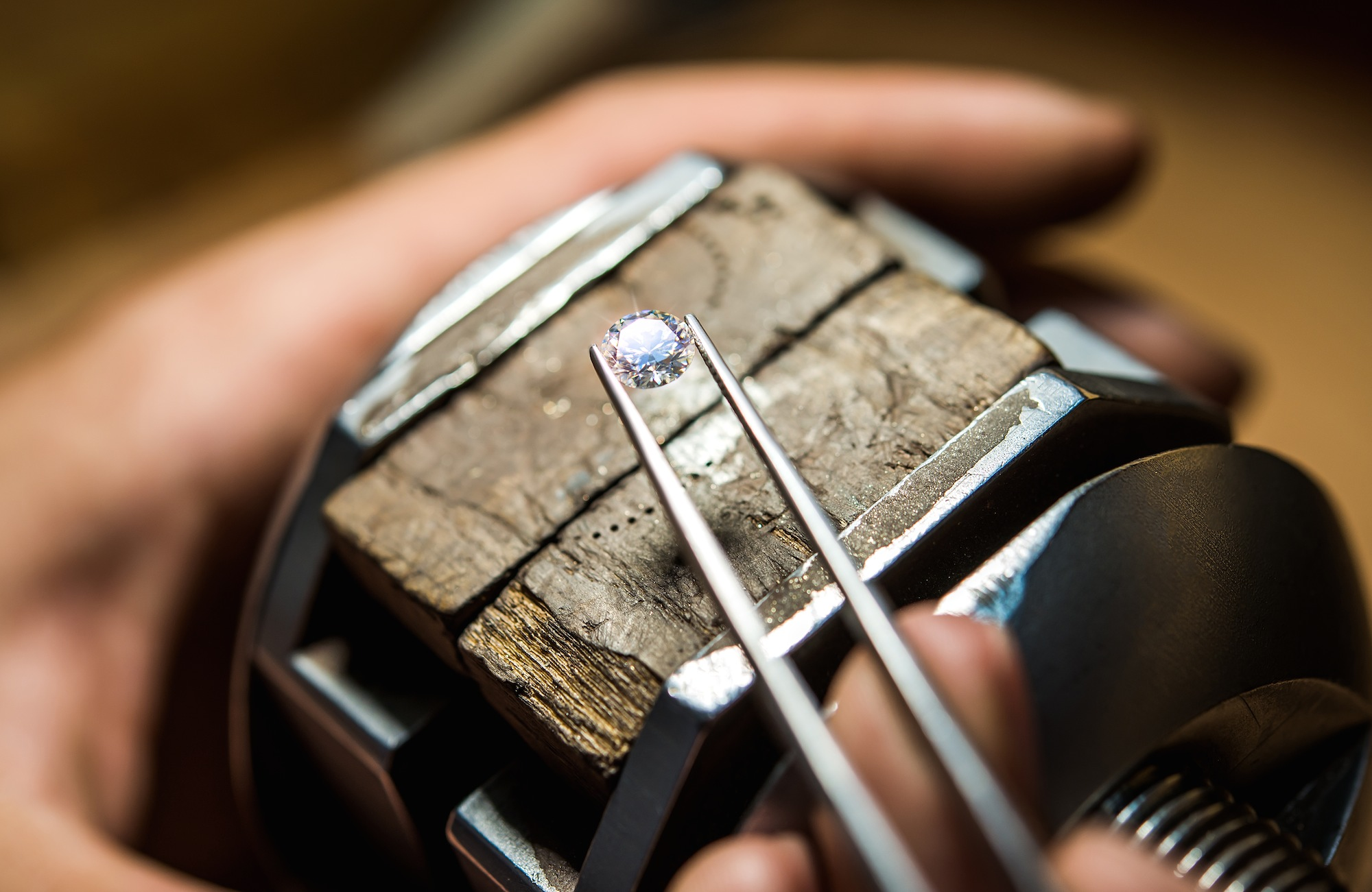 Diamonds reveal secrets about the Earth: a recent analysis of African gems proves that these coveted gems really are forever.