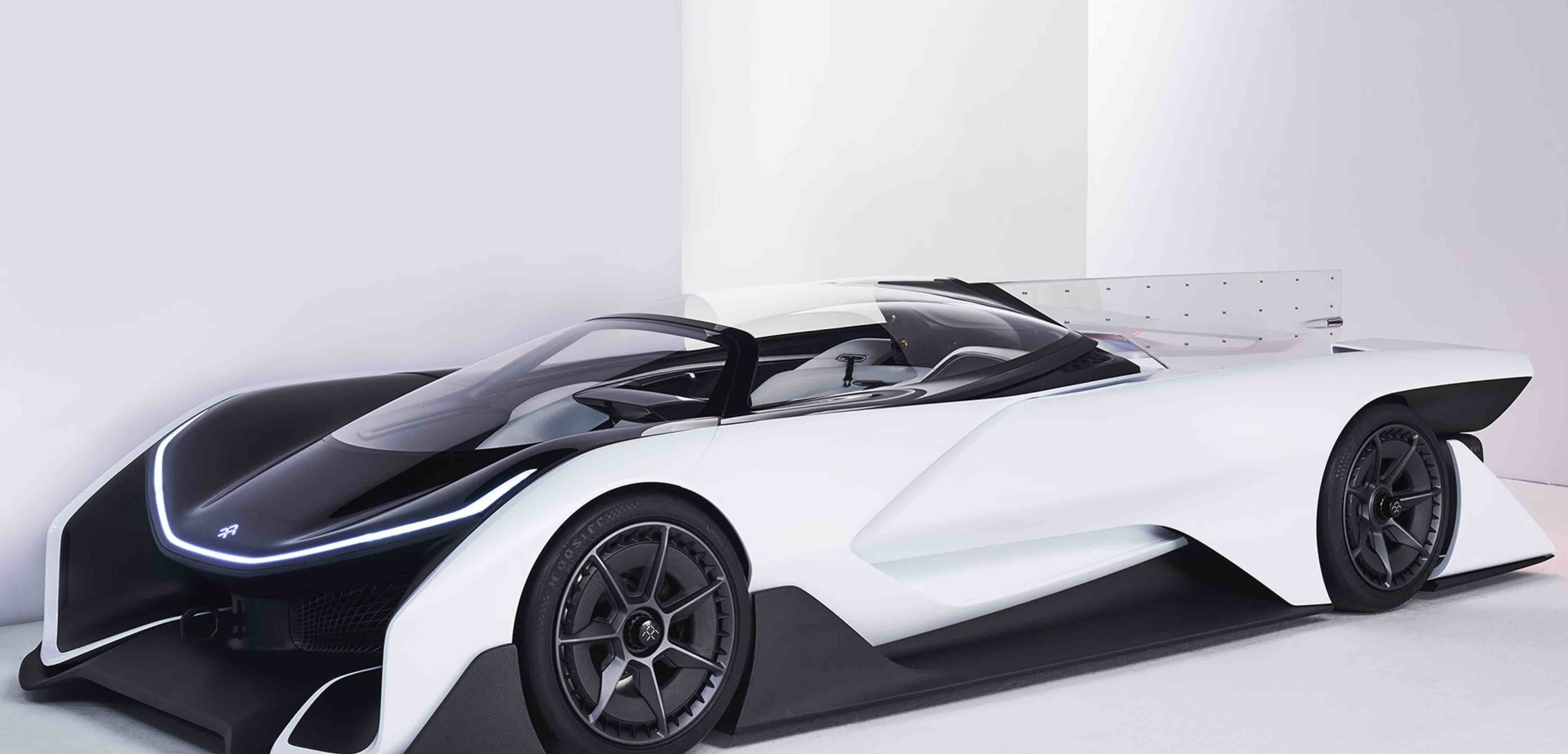 Faraday Future released a teaser video for their new electric car this week. California-based car manufacturer will unveil its much-hyped new electric car