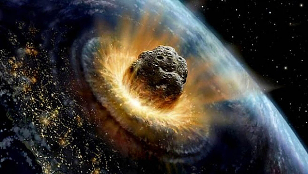 Asteroid impacts seeded life on Earth