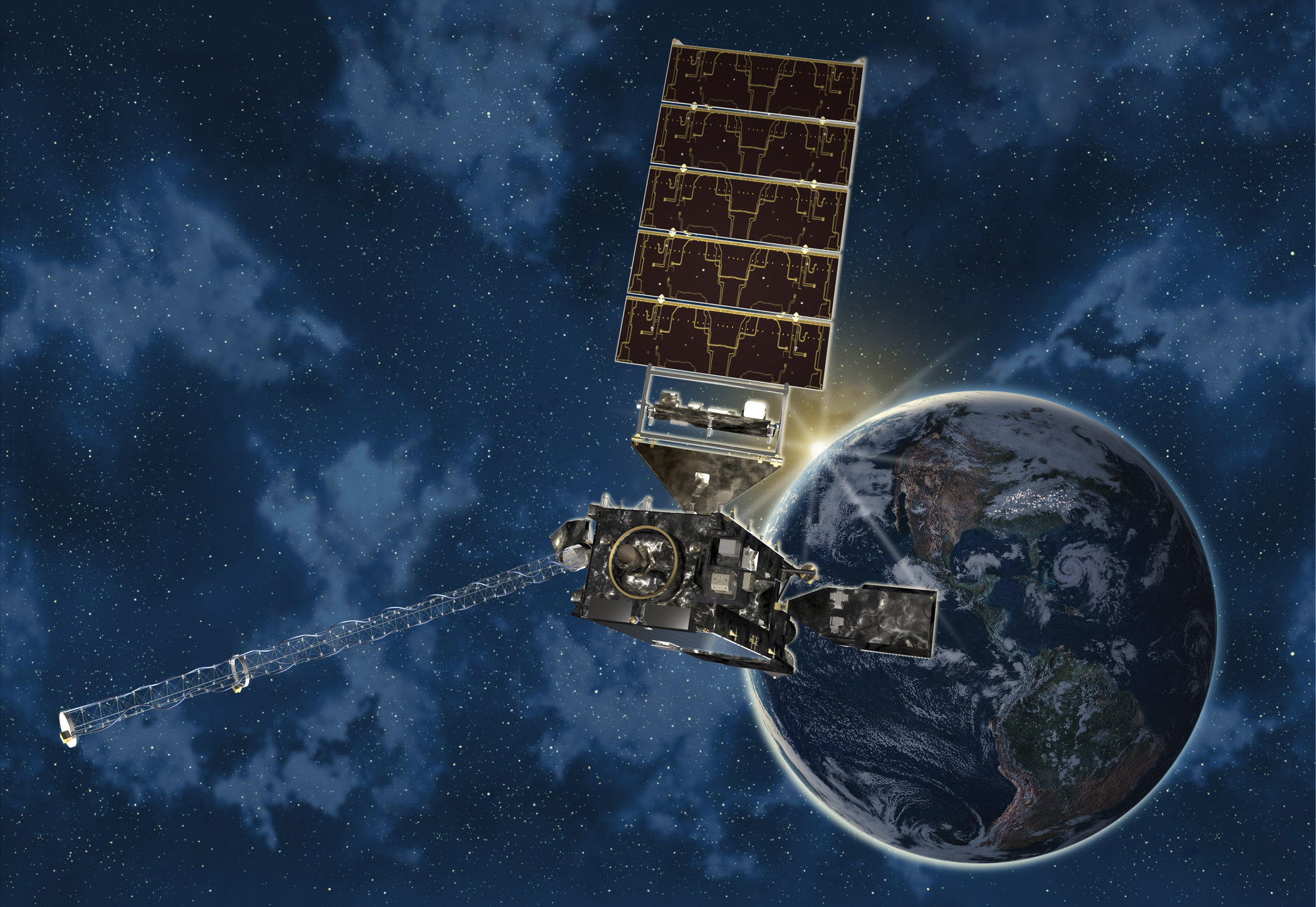 GOES-R satellite will revolutionize weather forecasting