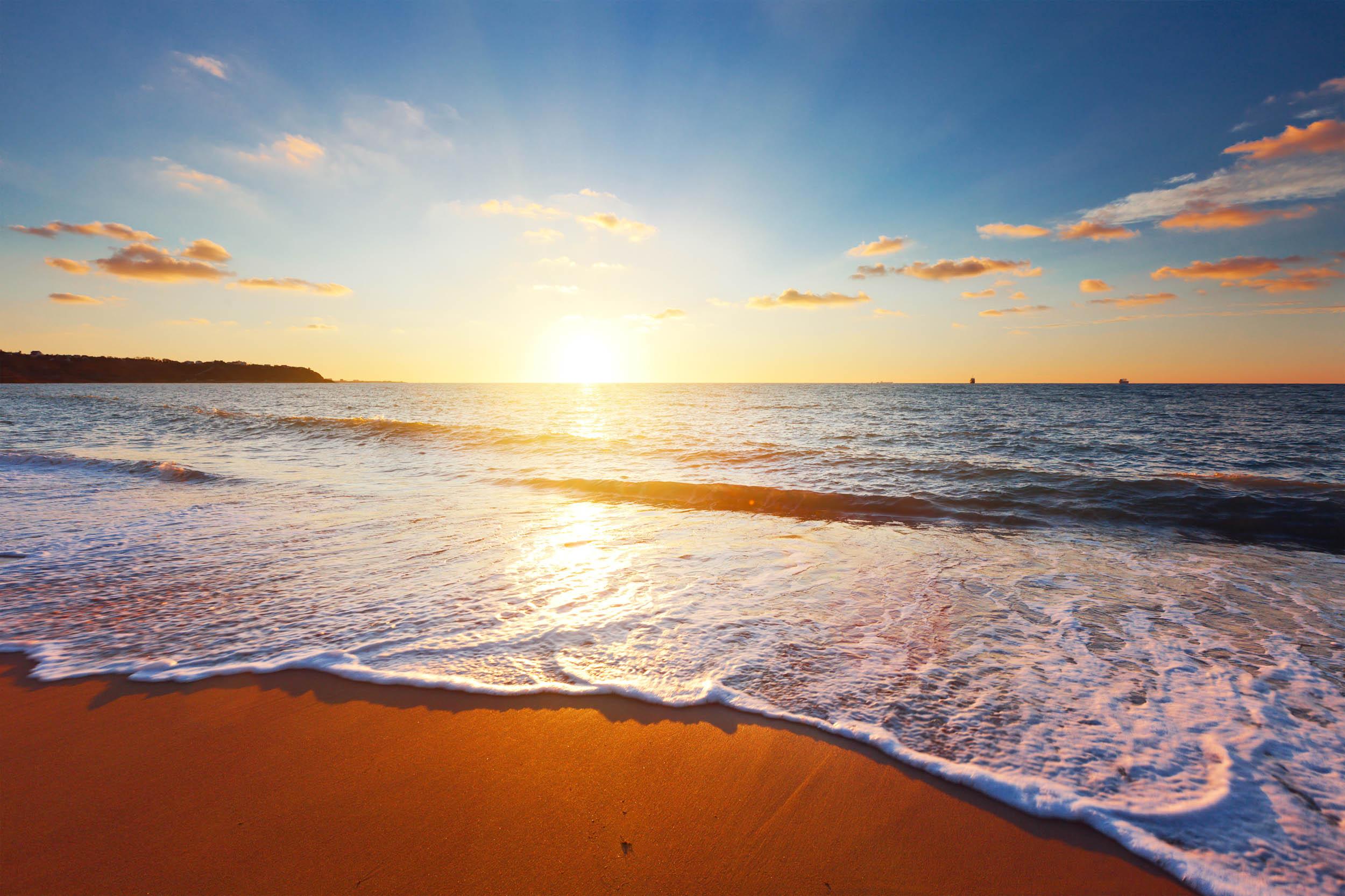 Global ocean warming