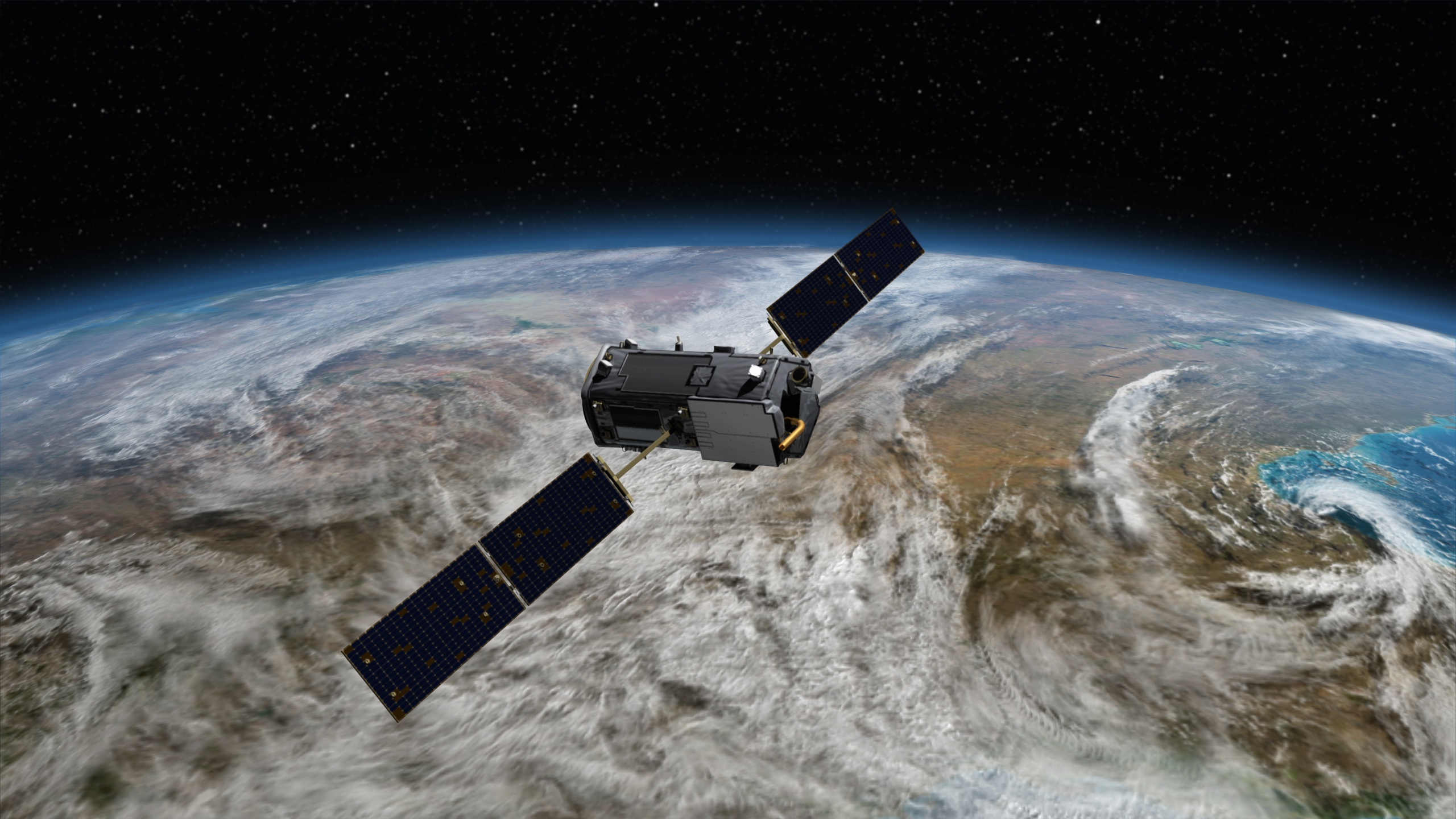 Orbiting Carbon Observatory OCO-2