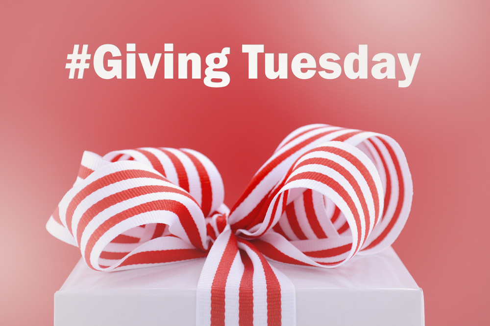 It's Giving Tuesday, an annual event that kicks off the holiday season and gets in the spirit by encouraging donations to charities in your neighborhood and around the world.