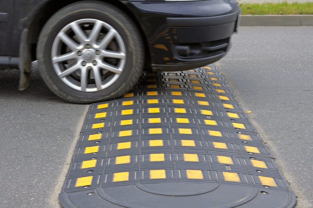 One UK health watchdog is as annoyed about speed bumps just as much as everyone else – though likely for different reasons.