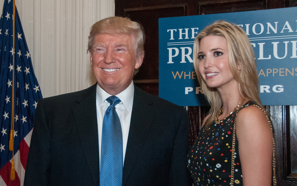 "Ivanka Trump is looking for ways to use her new role to combat climate change, despite her father's previous comments that global warming is a ""hoax."""