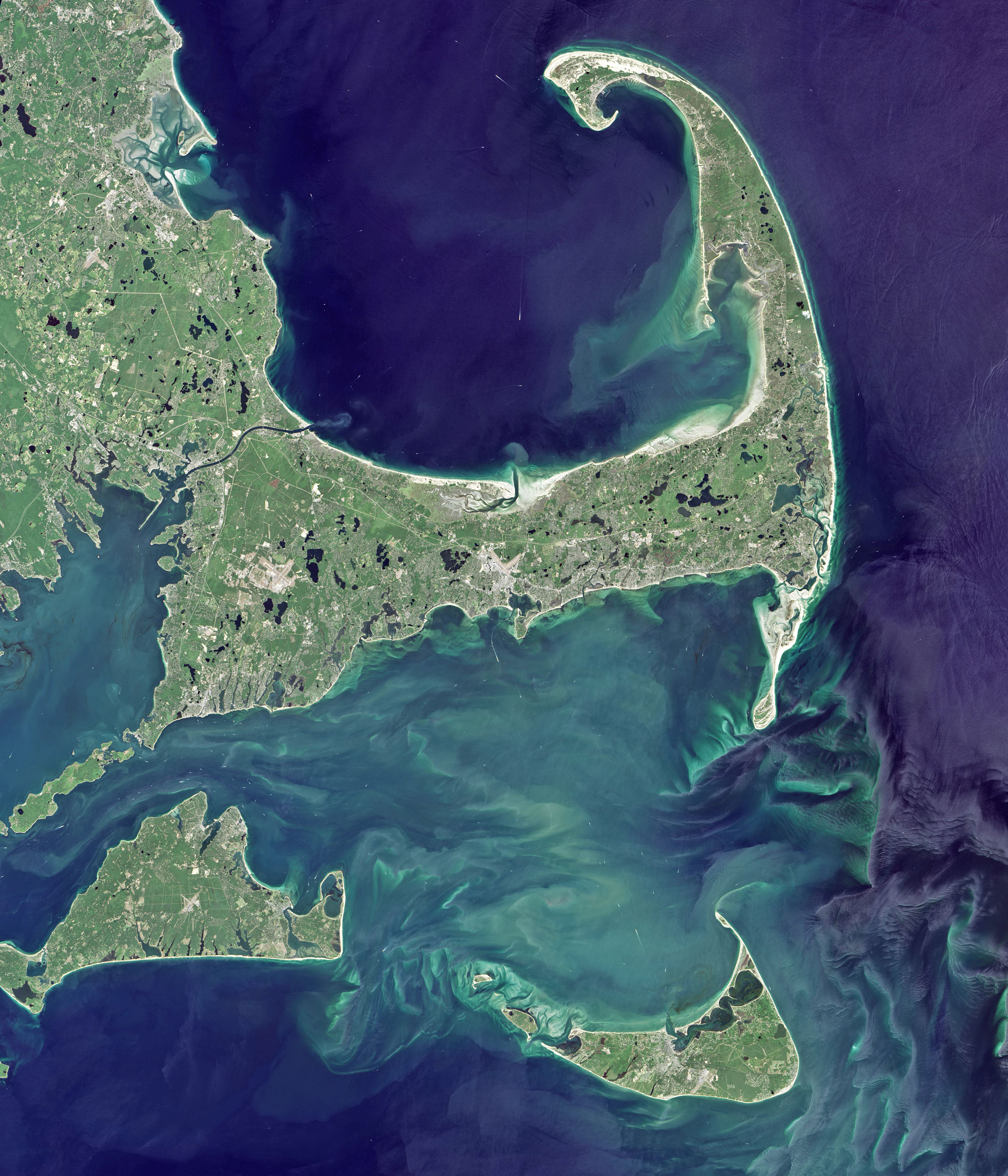 Cape Cod National Seashore • Earth.com