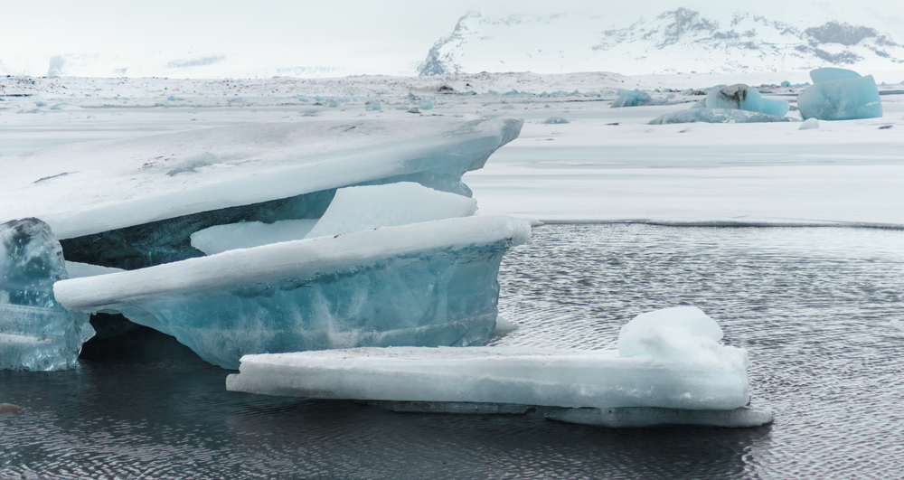 Scientists are studying data from five satellites over two decades to get a better sense of how Antarctic glaciers are retreating.