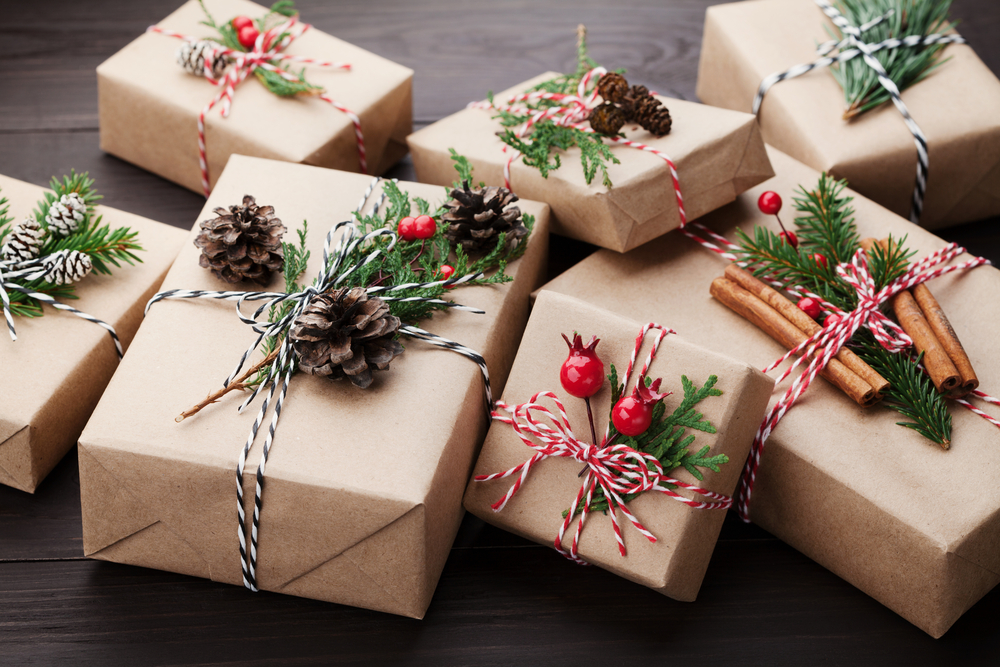 It's Christmas time – and Hanukkah, too. The festivities include time with family, delicious treats, and brightly wrapped gifts.