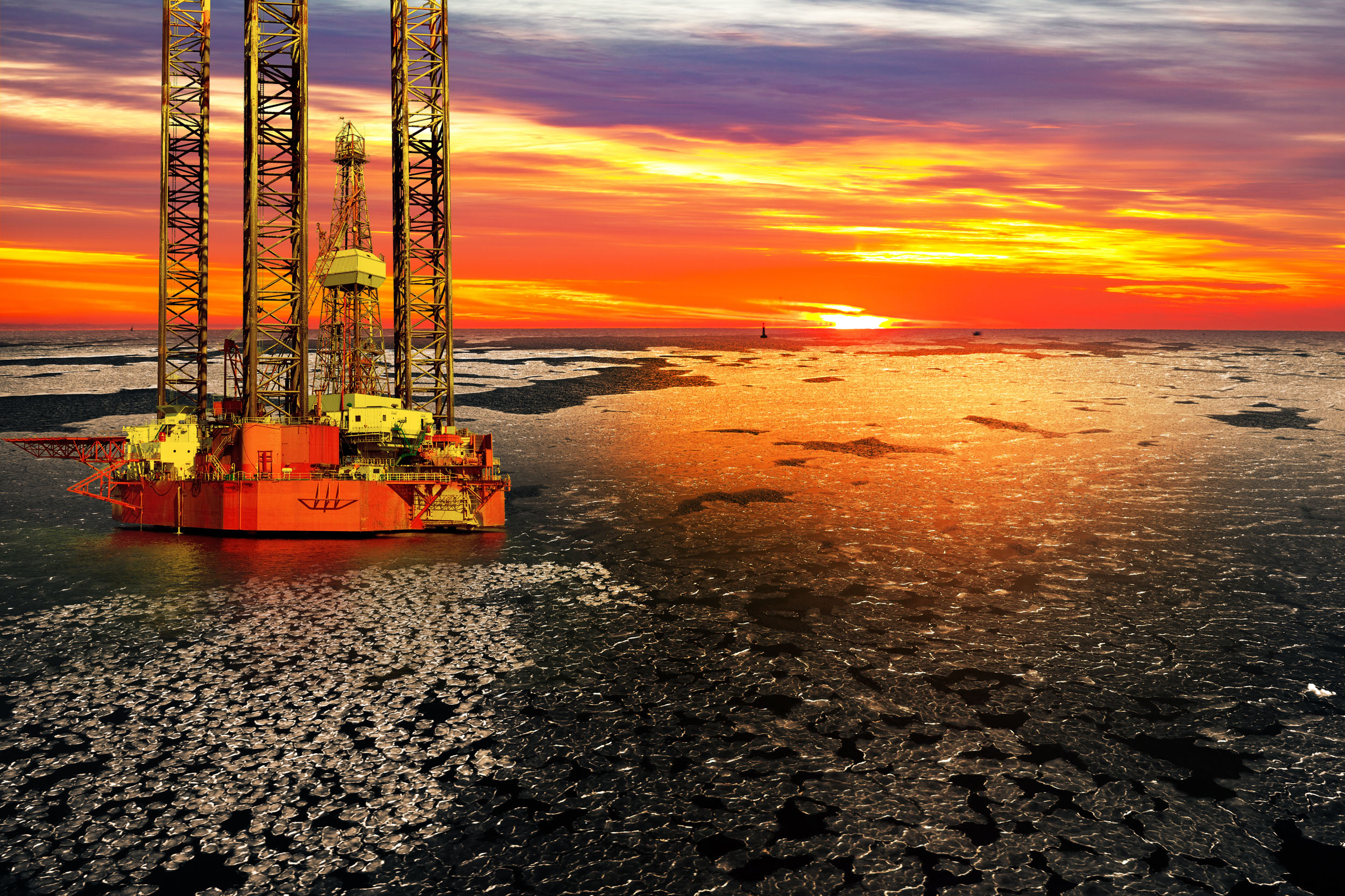 Obama bans oil and gas leasing indefinitely in Arctic and Atlantic waters