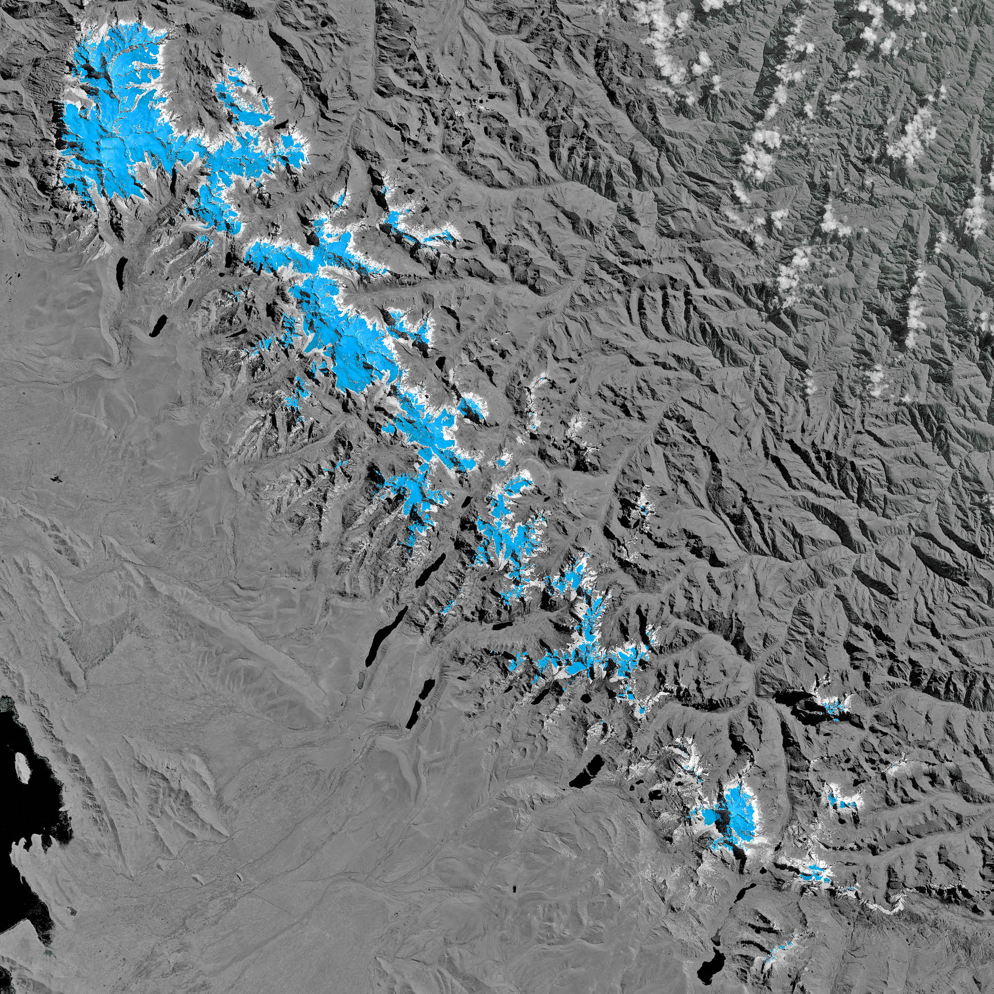 Glacier melt in the Bolivian Andes threatens lives and communities