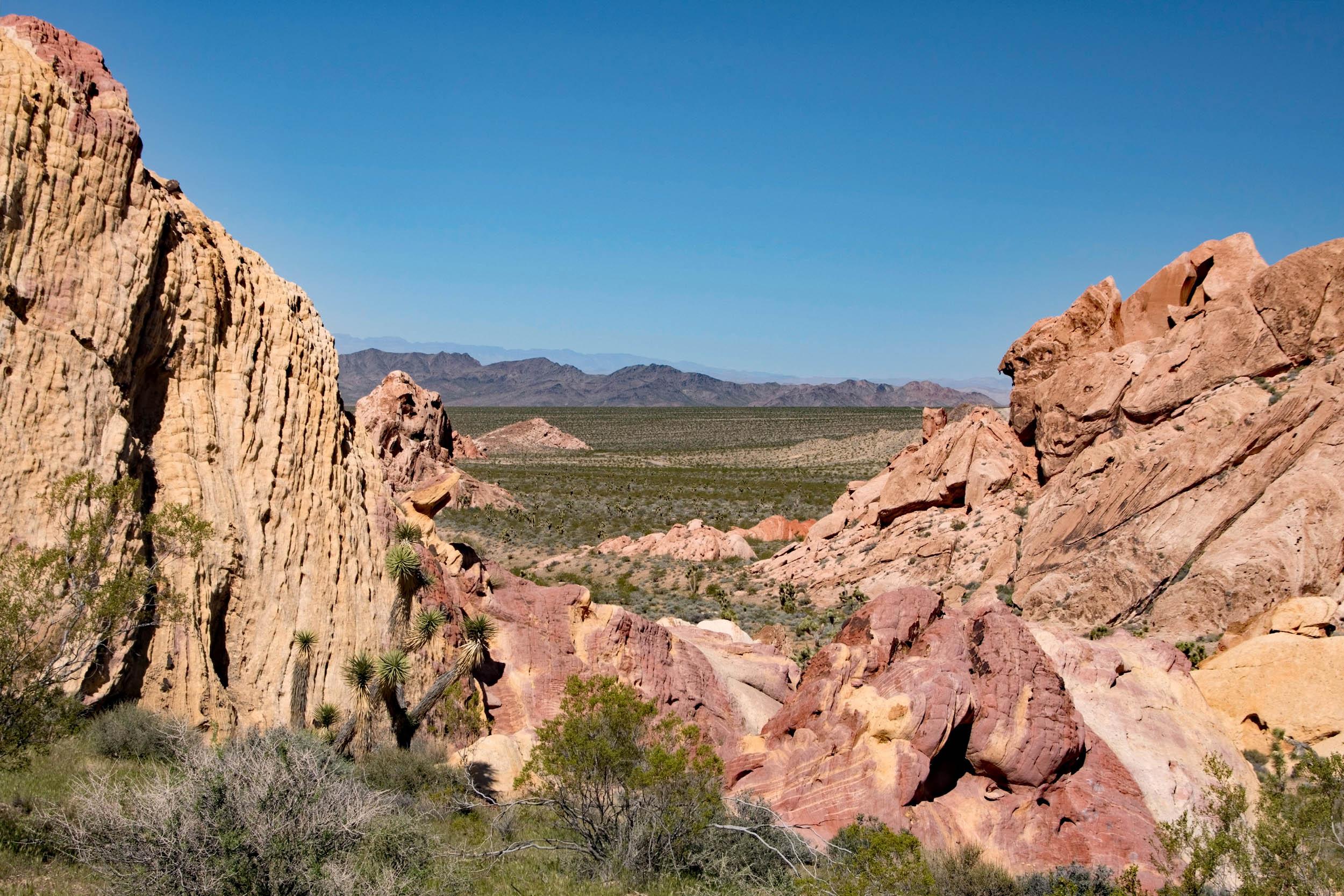 Obama declares national monument sites in Utah and Nevada