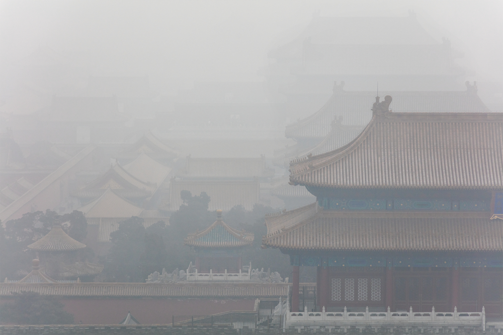 China's chronic smog problem has been especially brutal, and on Tuesday it was announced that several Chinese companies have violated anti-smog measures.
