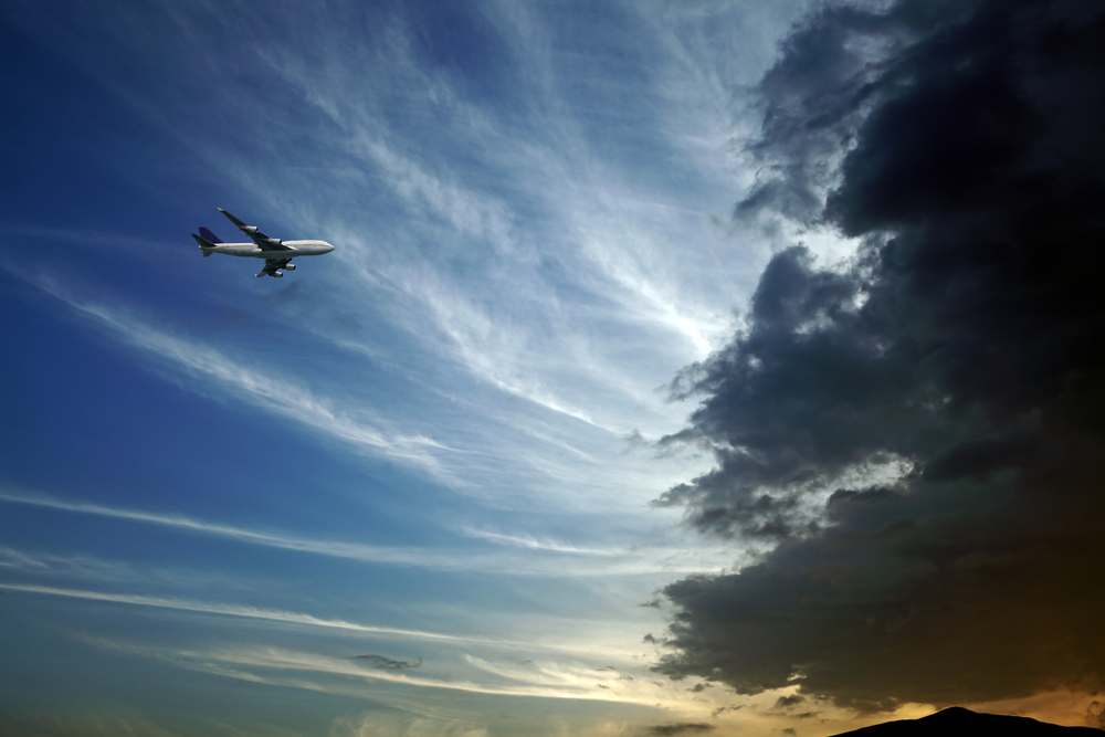 Researchers have found that flight-disrupting ash clouds occur about every 44 years and have about a 20% chance of occurring in Europe over a decade.