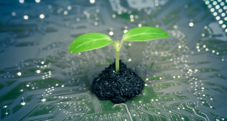 The development of green technologies will need to drastically quicken in order to meet global greenhouse gas emissions goals set by the Paris Agreement.