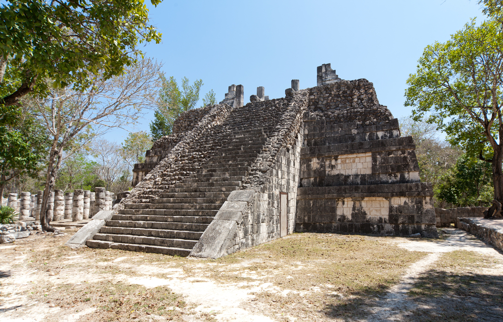 Chichen Itza was one of the largest and longest-lasting cities in Mayan history. It may even have been one of the Tollans – the great cities of Maya myth.