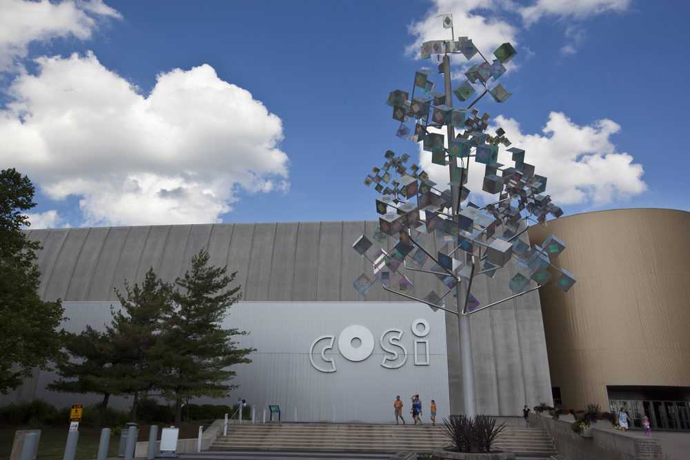 Columbus, Ohio's Center of Science and Industry – better known as COSI – is this week's museum of the week.