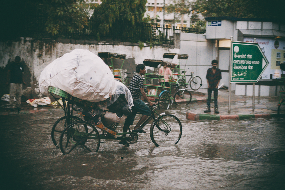Changing monsoon patterns may mean less rain for India – and less groundwater available for use in agriculture and industry.