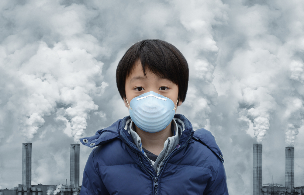 The issue of dangerous air pollution levels alongside the increasingly sedentary lifestyle of Chinese children have caused scientists to worry about the health of the country's youth.