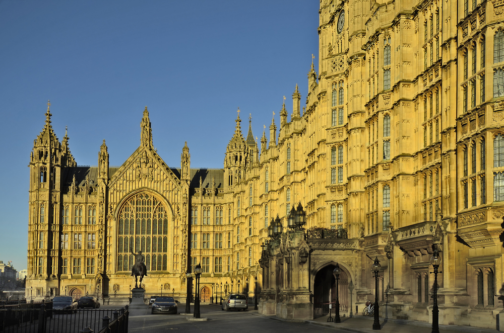 Air pollution that hampered an important 19th century building project – Britain's Houses of Parliament – spurred new clean air regulations in London.