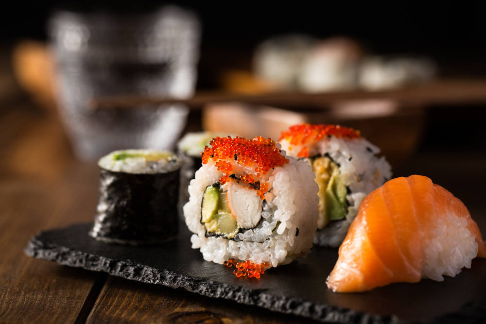 The trendiness of sushi has led to a sharp decline in the tuna population and is responsible for filling our bodies with harmful microbeads.