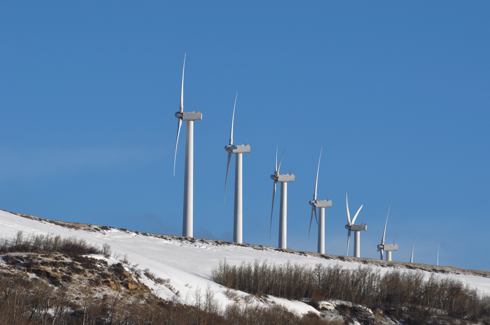 A proposed bill in Wyoming would target solar and wind energy.