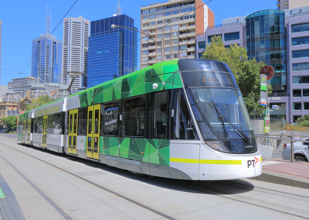 The Melbourne tram network will soon be getting a boost from the sun thanks to a solar plant that's soon to be built in Victoria.