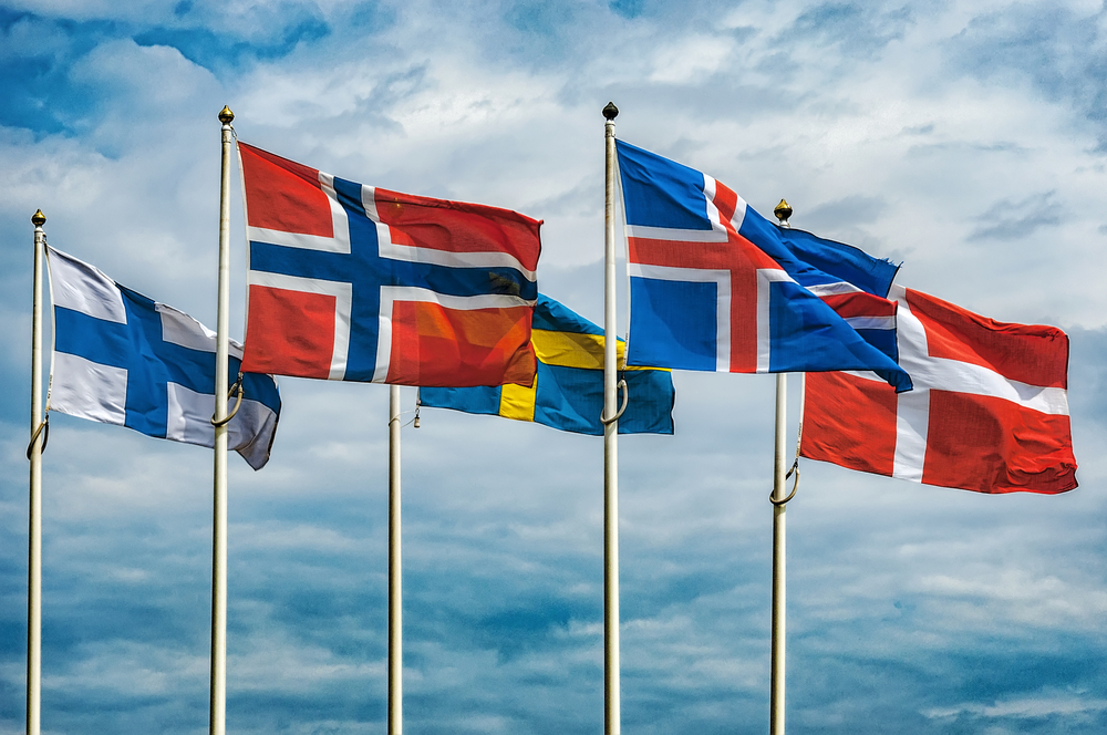 The five Nordic countries are taking the global lead when it comes to planning a fossil free future, according to a new study.