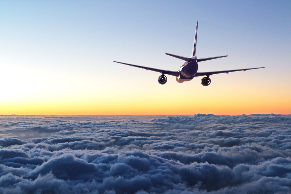 New research shows that air travelers fly through radiation clouds containing levels of radiation that are much higher than previously thought.