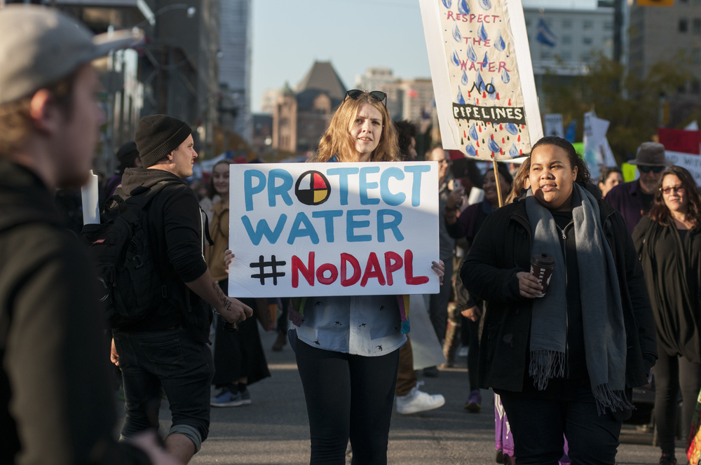 The United States Army Corps of Engineers said Tuesday that it will grant the easement needed for the Dakota Access pipeline project to be completed.