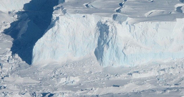 Is the Thwaites glacier slip sliding away? Scientists have discovered four underground lakes under the glacier that threaten its future.