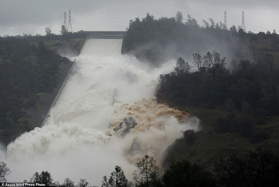 Evacuations ordered as officials fear Oroville Dam collapse. Now, nearly 200,000 people have been evacuated amid growing fears that the dam could collapse.