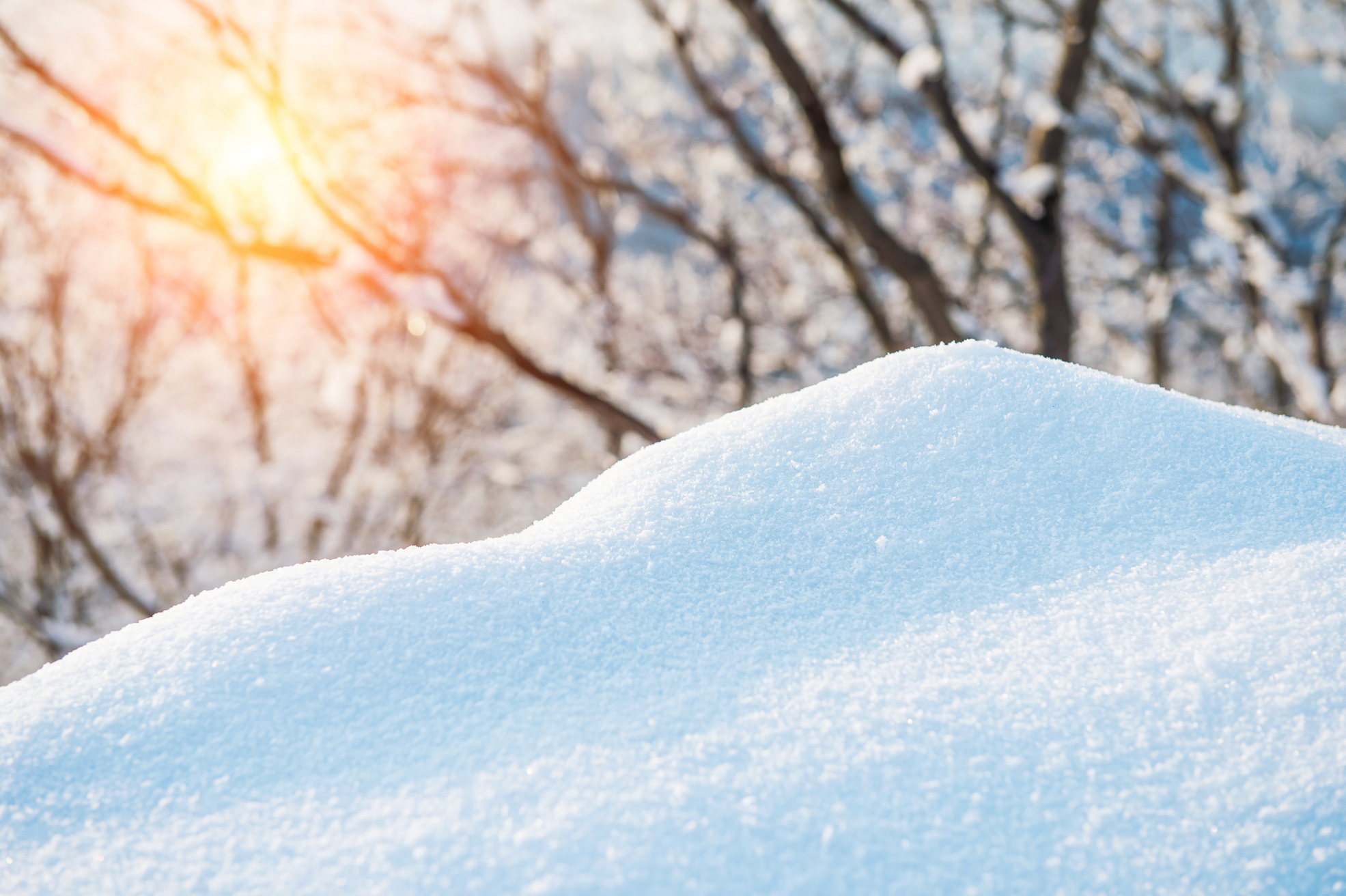 There's no business like snow business...and NASA is getting into it with its new SnowEx program to more accurately measure snowfall.