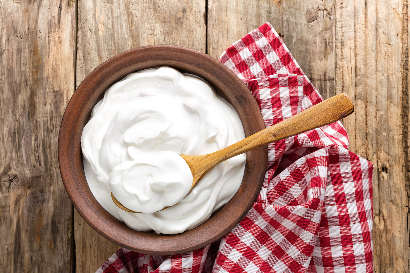 We know yogurt is good for digestion, but today's Video of the Day explains how a probiotic found in yogurt can actually reverse symptoms of depression.