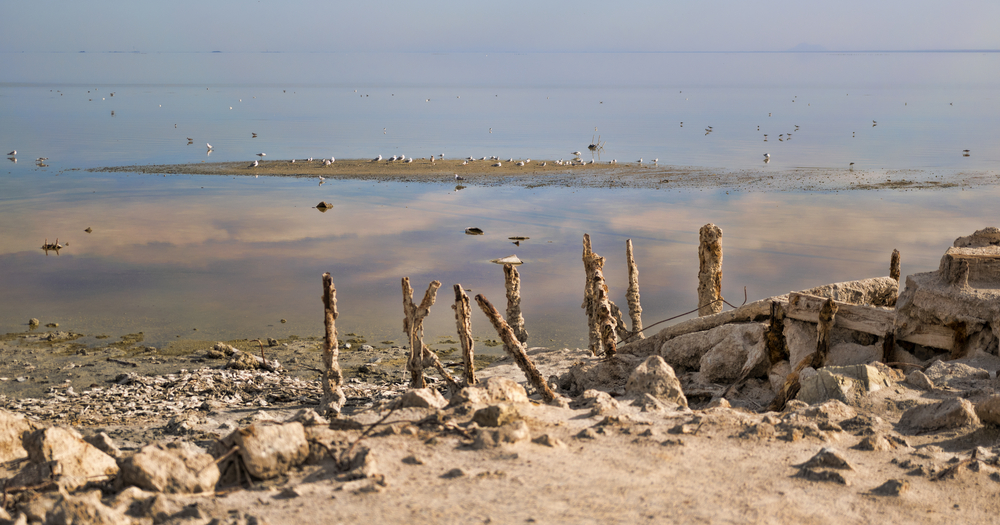 The State of California has released a new plan to slow the evaporation of the Salton Sea.