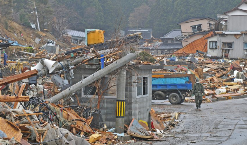 On March 11, 2011 a 9.0-magnitude earthquake struck off the coast of Japan, triggering a massive tsunami. The tsunami killed nearly 16,000 people and set off a nuclear disaster; six years later, Fukushima radiation is being found in trace amounts in the U.S.